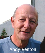 Photo of Andy Venton