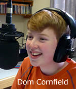 Photo of Dom Cornfield