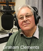 Photo of Graham Clements