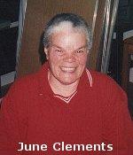June Clements