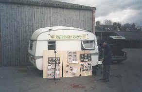 The OB caravan