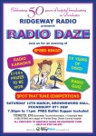 Radio Daze Poster